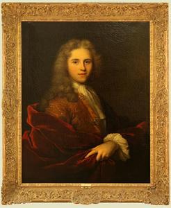 Portret van Cornelis Jansz. Backer (1692-1766)