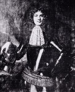 Portret van Johan van Bronsveld