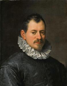 Portret van de goudsmid Jacques Biliverti (1550-1603)