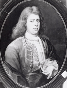 Portret van Willem Moens