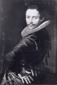 Portret van Jasper van Nes