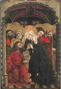 Dood van de Maagd (Het laatste gebed van de Maagd)