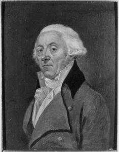 Portret van Adolf Hendrik des H.R. Rijksgraaf van Rechteren (1738-1805)