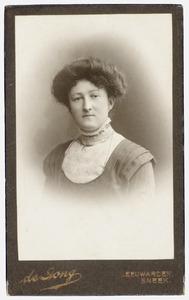Portret van Riek van Schalen
