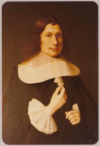 Portret van Adriaan Wittert (1626-1712)