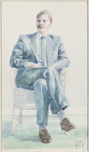 Portret van Sjoerd J.H. Gosses