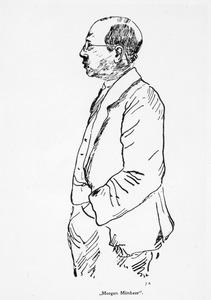 Portret van Isidore Snapper (1889-1973)