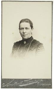 Portret van Lambregta Huijsman (1858-1931)