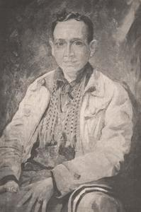 Portret van Johannes Petrus Kruimel (1900-1976)