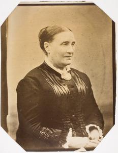 Portret van Gerharda Maria Vels ( -1895)