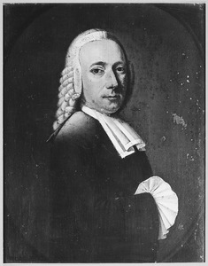 Portret van Jan Otto Faber (1731-1811)