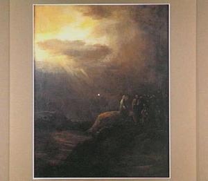 Christus Hemelvaart (Handelingen 1:1-11)