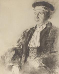 Portret van Ferdinand Kranenburg (1870-1949)
