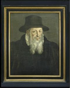 Portret van Jacobus Cuiacius (1522-1590)