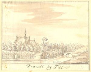 Huis Dreumel bij Tiel 1636