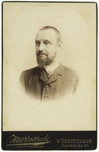 Portret van Derk Dumbar (1848-1911)