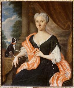 Portret van Petronella Adriana Raven (1710-1739)