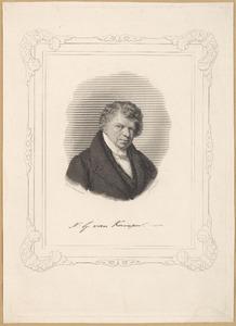 Portret van Nicolaas Godfried van Kampen (1776-1839)