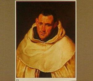 Portret van een onbekende Karmeliet