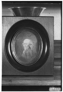 Portret van Maria Josepha Cluyts (1762- )