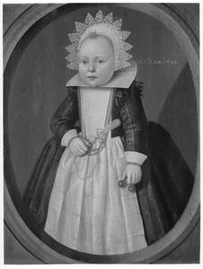 Portret van Emerentia van de Voorde (1620-....)