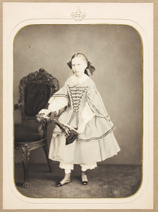 Portret van Louise Josephine Eugenie Bernadotte (1851-1926)