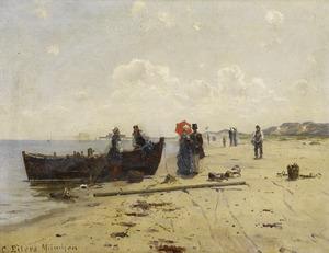 Wandeling langs de Hollandse kust