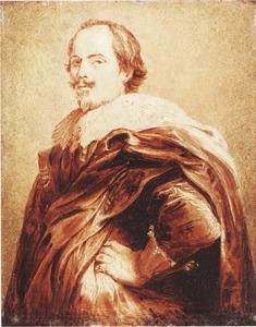Portret van Peeter Stevens (....-1668 )