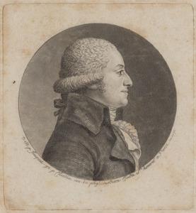 Portret van Nicolaas Cornelis Wittert van Hoogland (1765-1838)