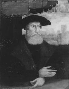 Portret van Keurvorst Ludwig V von der Pfalz, de Vredevolle