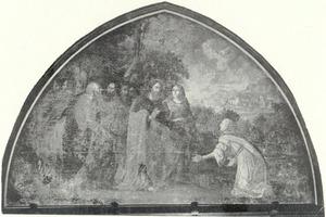 Christus en de Kanaänitische vrouw