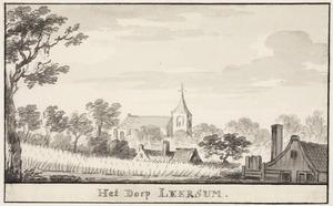 Het dorp Leersum