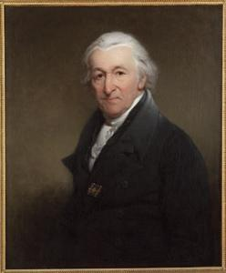 Portret van Martinus van Marum (1750-1837)