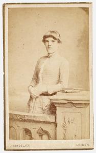 Portret van Susanna Maria Rijke (1870-1943)