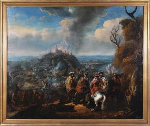 De inname en verwoesting van Heidelberg, februari 1689 (?)