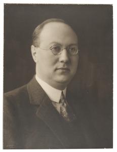 Portret van Henricus Adrianus Gellius Maria Cremers (1894-1948)
