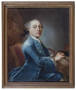 Portret van Adam Alexander Schellaert van Obbendorf, des H.R. Rijksgraaf van Schellard (1730-1804)