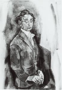 Portret van Johannes Petrus Musch (1875-1960)