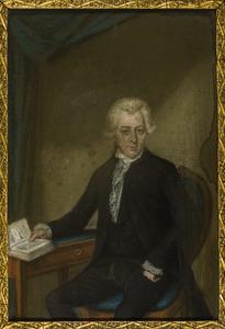 Portret van Daniel Pietermaat (1759-1822)