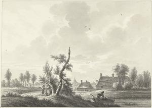 Het dorp Laren