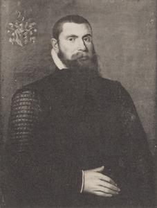 Portret van Melchior Cromhuysen