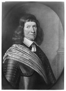 Portret van Nicolaes Verschoor (1621-1676)
