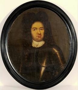Portret van Johan Theodoor Baron von Friesheim (1642-1733)