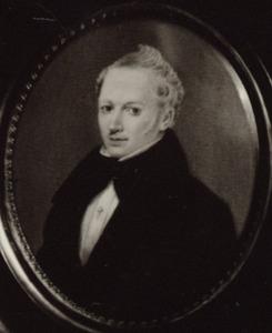 Portret van Jan van Dam (1784-1858)