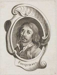 Portret van Jacques Fouquier (....-....)