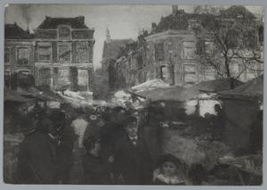 Markt in Den Haag