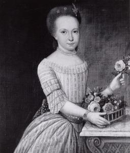 Portret van Catharina Johanna van Eysinga (1778-1850)