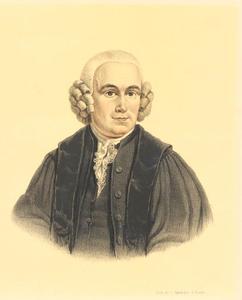 Portret van Eduard Sandifort (1742-1814)