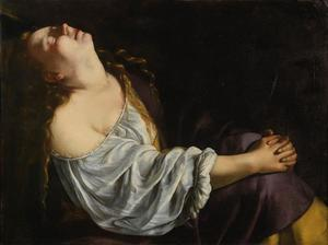 De extase van Maria Magdalena