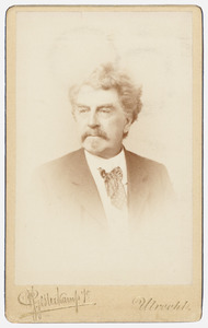 Portret van Louis Francois Christiaan van Erp Taalman Kip (1829-1913)
